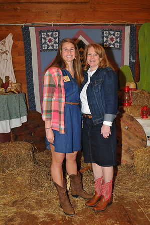 2014 - Magnolia - Barn Dance