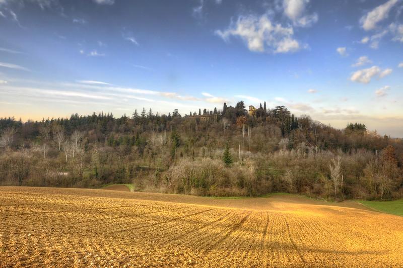 Parco Fola - Albinea, Reggio Emilia, Italy - December 12, 2009