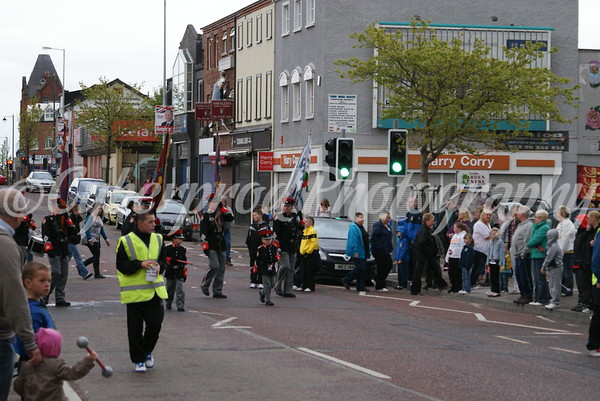 Sons of Ulster Shankill Parade