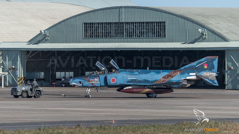 JASDF 501 Hikotai / McDonnell Douglas RF-4E Phantom II / 47-6905