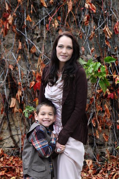 Chalise (Mom & Child)