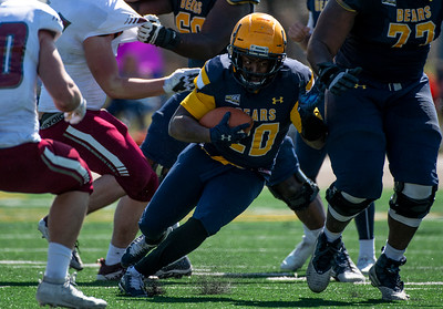 Photos: Northern Colorado Bears host spring football scrimmage against the Chadron State Eagles
