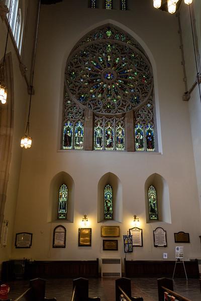 East Transept