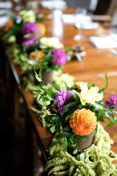 River Café, Head Table