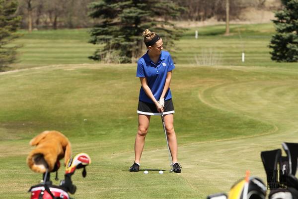 2013 Girl's Golf