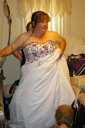 Dawn & Woodrow Boyd Wedding