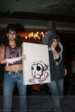Fashion Show at Atrium Hotel, Irvine, Ca.  Holloween Weekend 2007