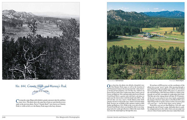 """Exploring with Custer"" Sample Pages from the Book"