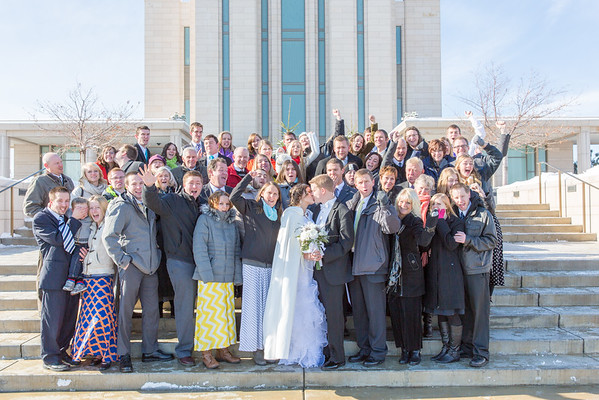 Temple Candid and Group Photos