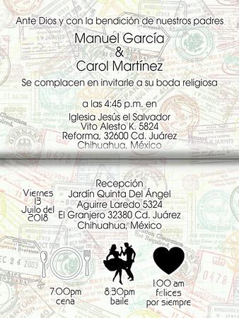 Manuel & Carol