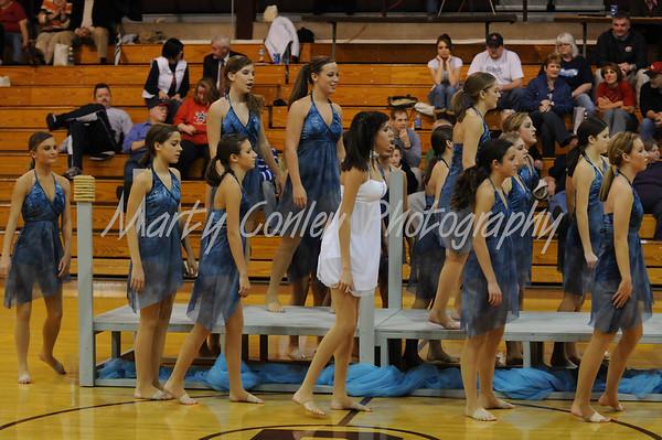 2008-09- Russell Dance Team