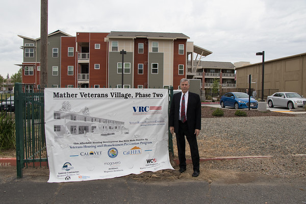 Mather Veterans Village Phase II and Phase III