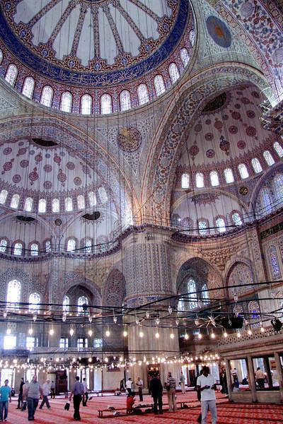Sultanahmet Camii  (Blue Mosque)