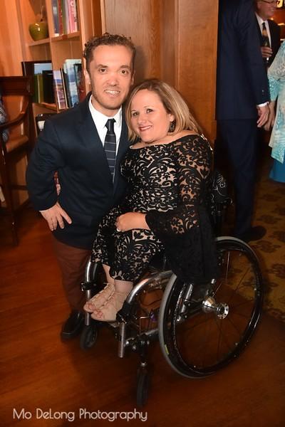 Eli and Christina Gelardin