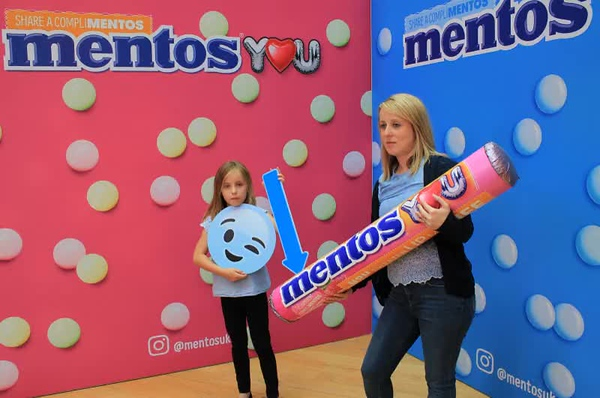 Mentos Bullring Saturday
