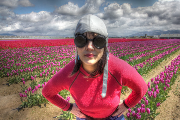 HDR INVESTIGATIONS AND RESEARCH: Tulip Festival