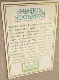 the office dunder mifflin mission statement