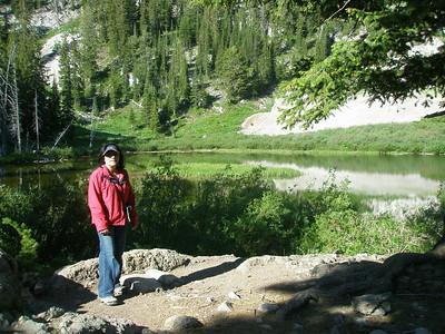 Silver Lake & Lake Solitude 5 July 2009