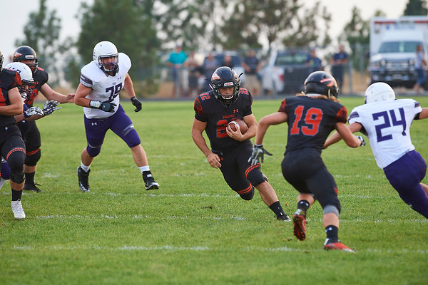 FHS Football vs Butte 2017