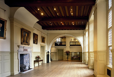 Royal Geographical Society - hall