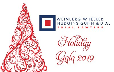 Weinberg Wheeler Hudgins Gunn and Dial Holiday Party (12.14.19)