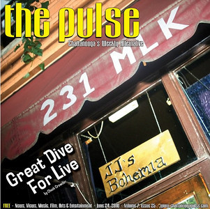 Pulse Cover Story: JJ's Bohemia