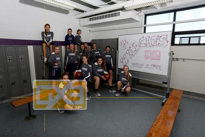 La Farge girl's basketball GBB1819