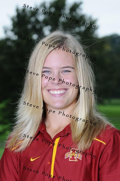 2010 Women's Golf Team Photos