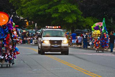 6-24-09 Yorktown Mardi Gras parade