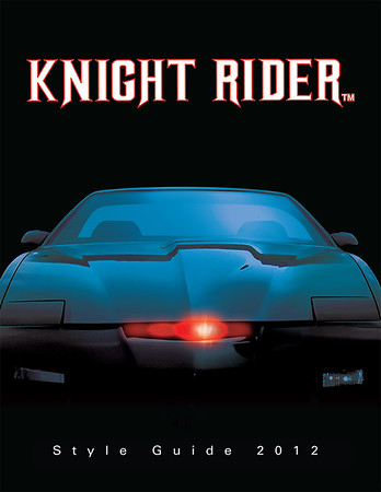 Knight Rider - NBCUniversal TV Consumer Products