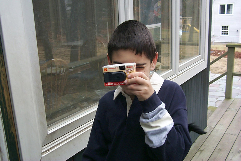 Ben with camera   (Mar 04, 2099, 01:01pm)