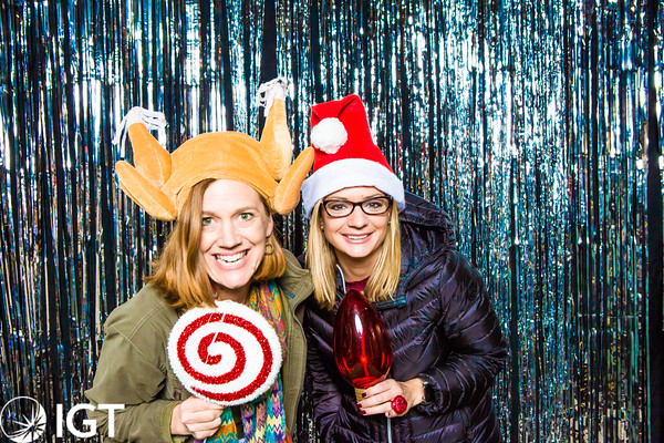 IGT Holiday Party @ Speakeasy