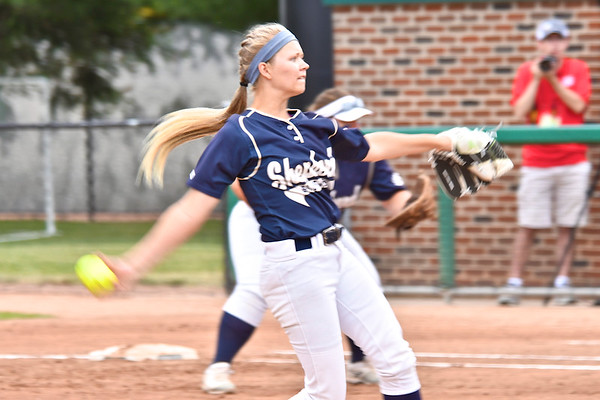 Shepherd D3 Softball Semifinals Game