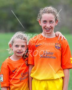 Breakers Cup (Girls) 2013
