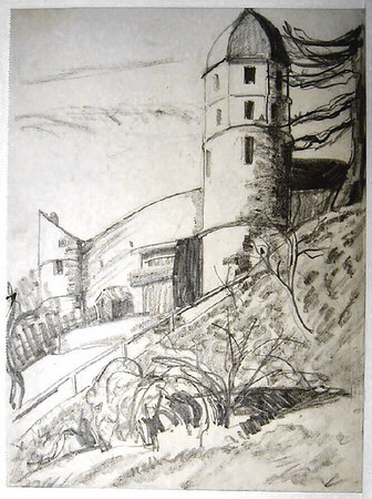 Early Drawings 1915-1917