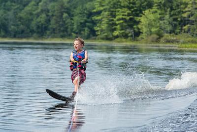 Dubes Pond Slalom Tournament August 2015