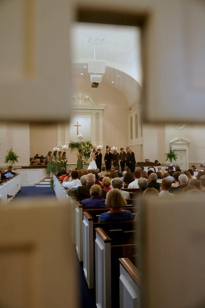 Covington & Kitchings Wedding