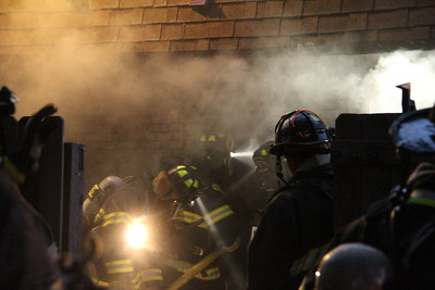 305 W. Strene Parkway Fire