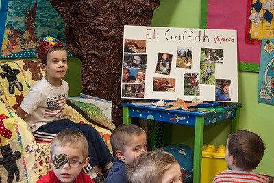 Eli VIP preschool day