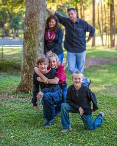 Bryan Hudson Family 2012