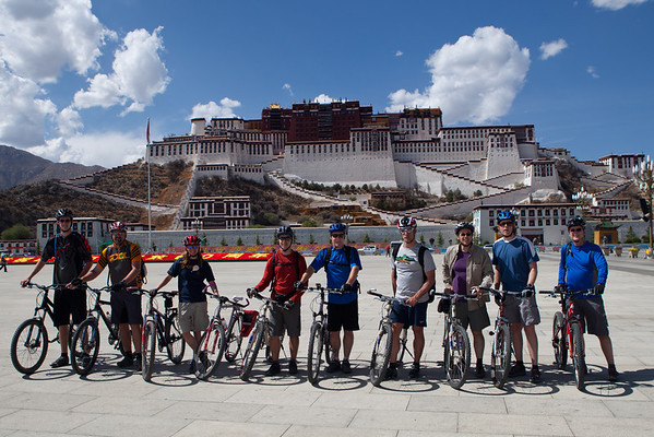Day 5 - Lhasa - Drepung Monastery & Potala Palace