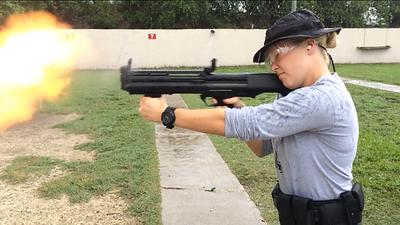 PAC 104 Firearms