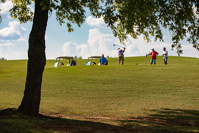 Motlow College Foundation Golf Tournament held at Bear Trace