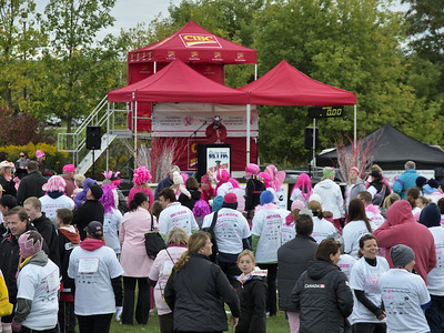Collingwood CIBC Run for the Cure 2011