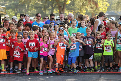 St. Charles Back To School Run