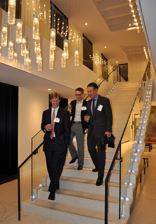 Orrick Open House party, November 16, 2010, New York.  Photo by: Cynthia Carris Alonso 917-678-8089