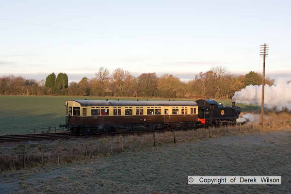 2011, Great Central Railway winter steam gala, 29th January