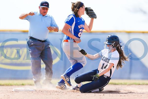 Women's Softball vs. New Paltz