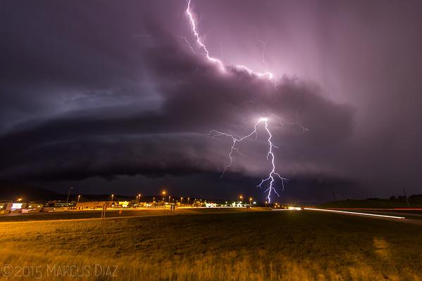 June 17, 2015 - SW South Dakota