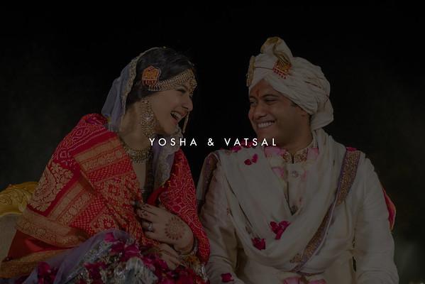 Yosha & Vatsal